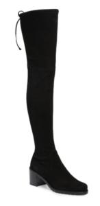 nordstrom anniversary sale 2019 stuart weitzman lowland over the knee black boot