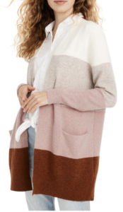 nordstrom anniversary sale 2019 madewell ryder striped cardigan