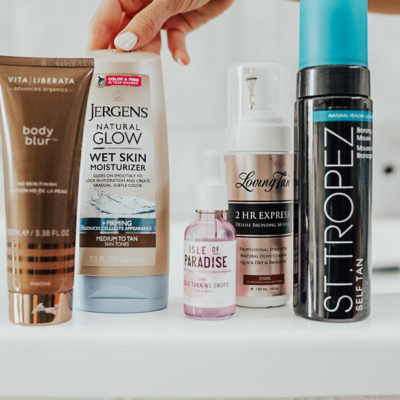 the ultimate self tanning guide