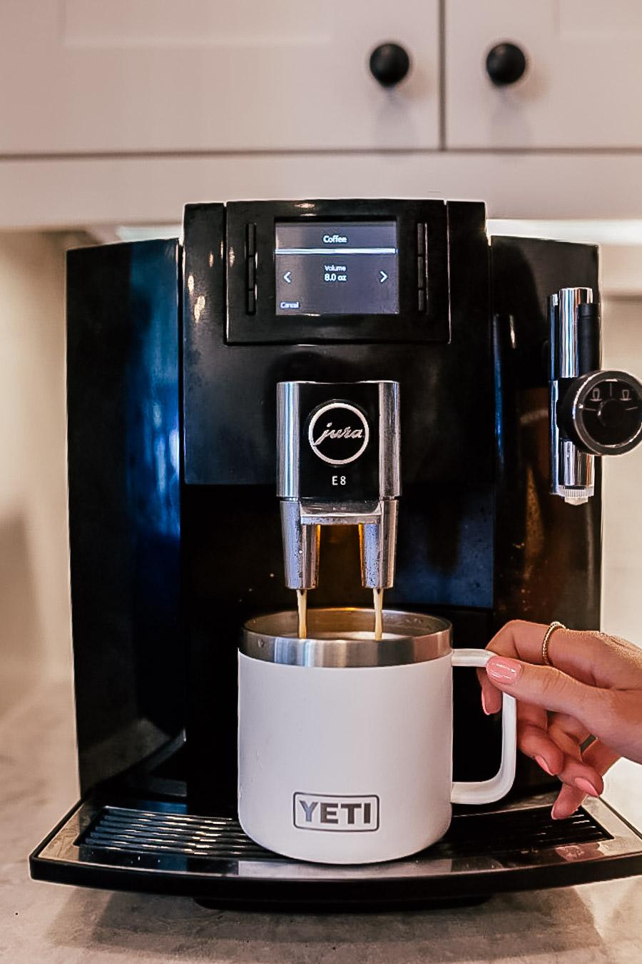 lauren sims jura coffee maker review