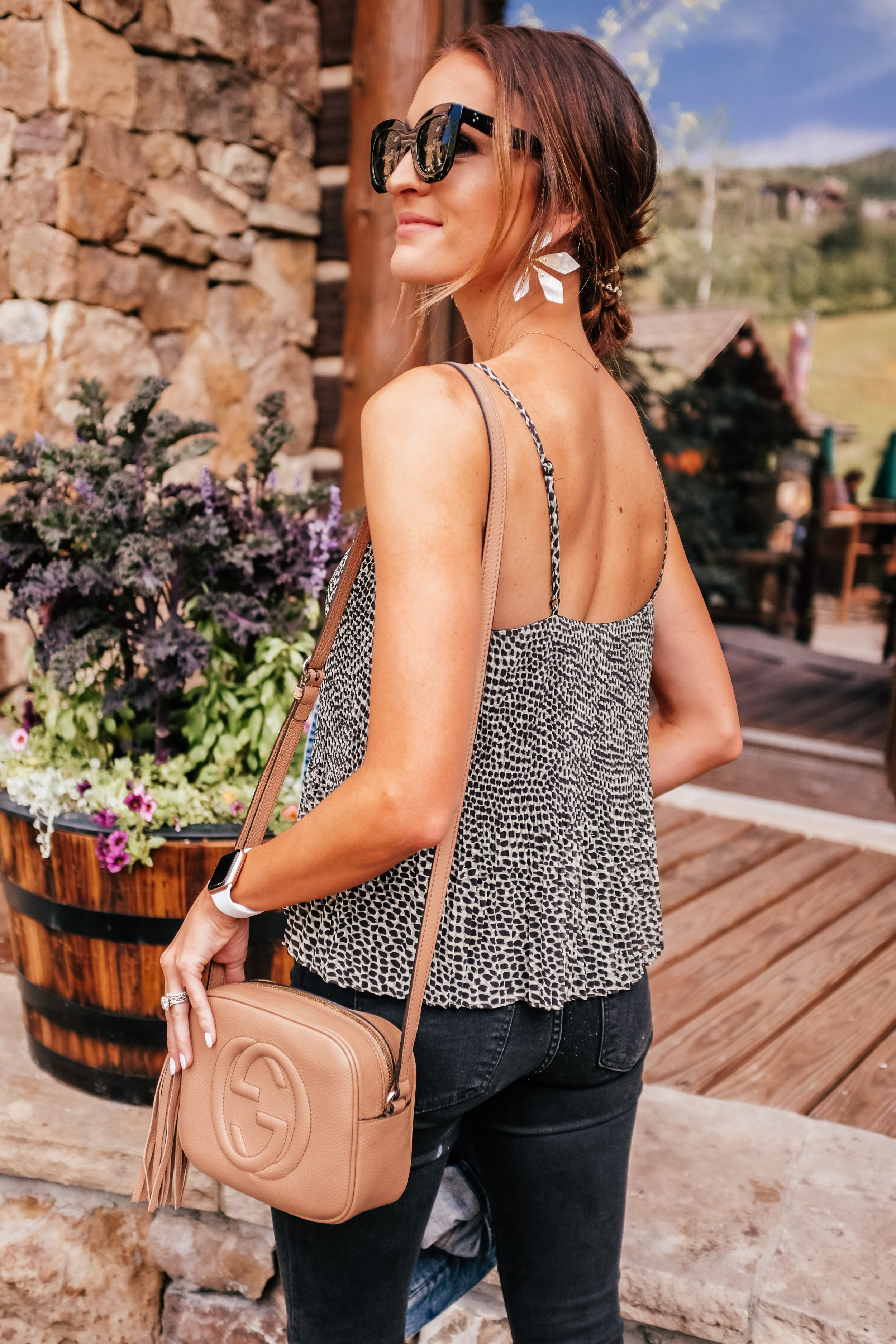 lauren sims transitional style