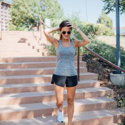 marathon training series: running clothes + shoes