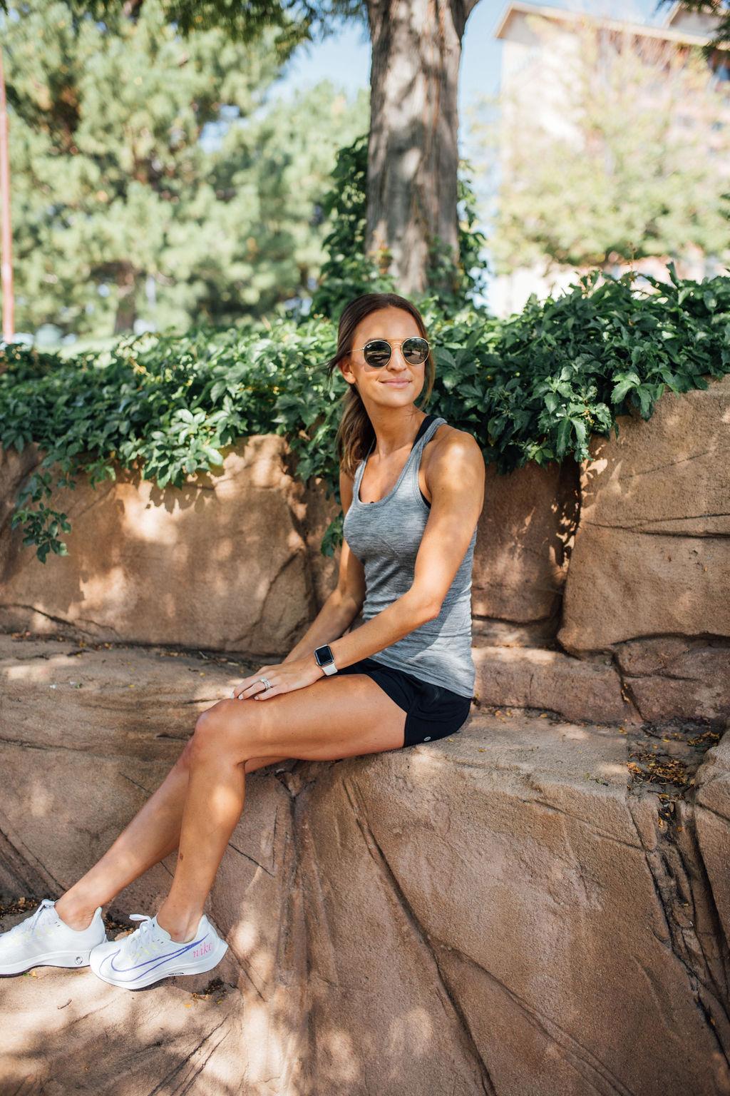 lauren sims marathon training