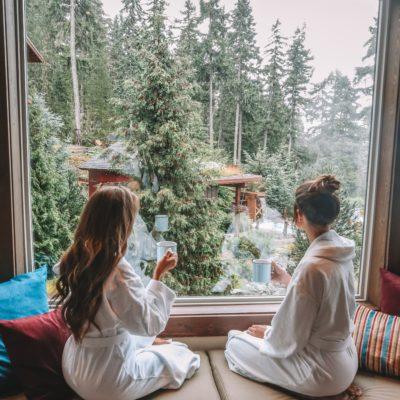 whistler travel guide + fairmont whistler review!
