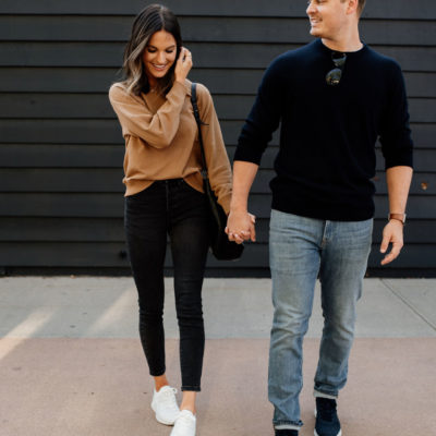 everyday sneakers for him + her