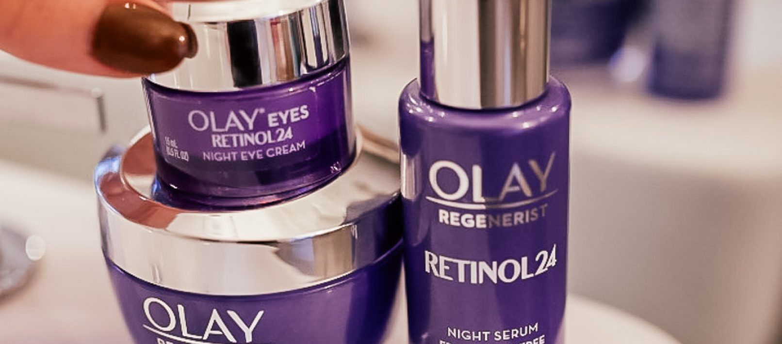 Olay Regenerist Retinol24 My Honest Review Lauren Kay Sims