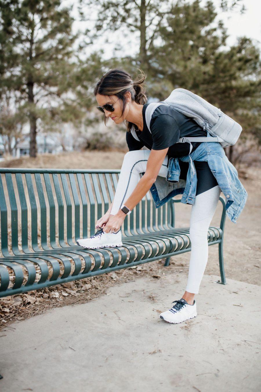 on cloud x sneaker review! - Lauren Kay